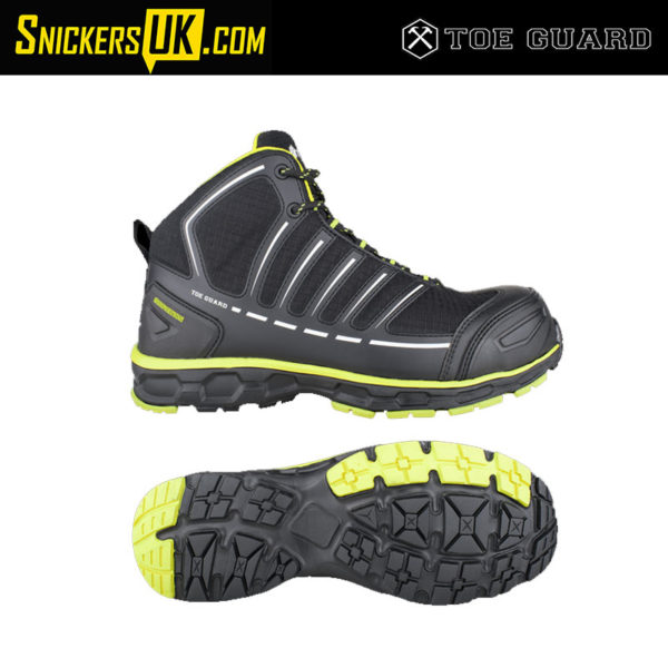 Toe Guard Jumper Safety Boot - Safety Footwear