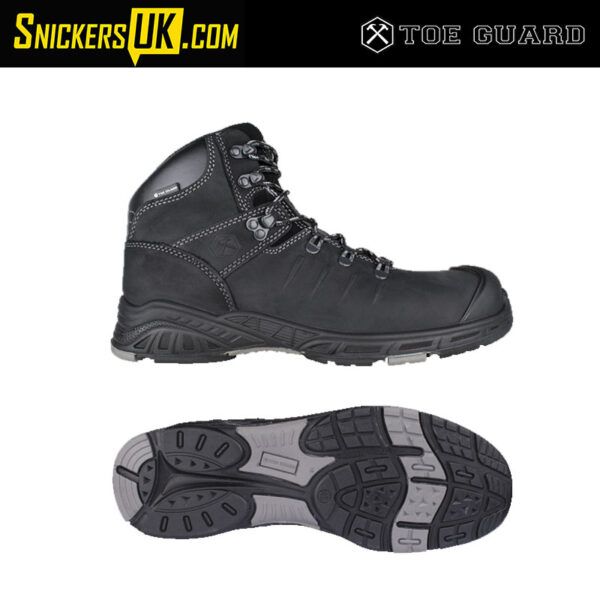 Toe Guard Nitro Safety Boot - Safety Footwear