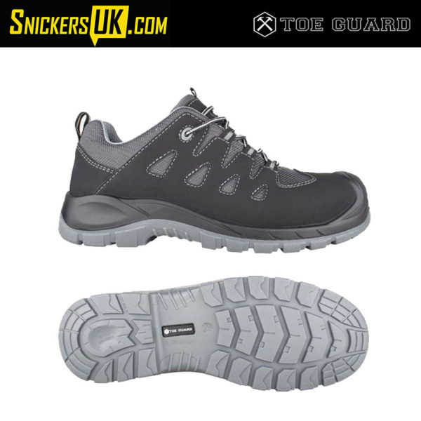 Toe Guard Phantom S3 Safety Trainers - Safety Footwear