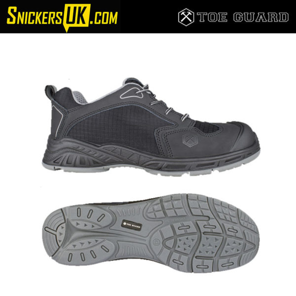 Toe Guard Runner S1P Safety Trainer - Safety Footwear