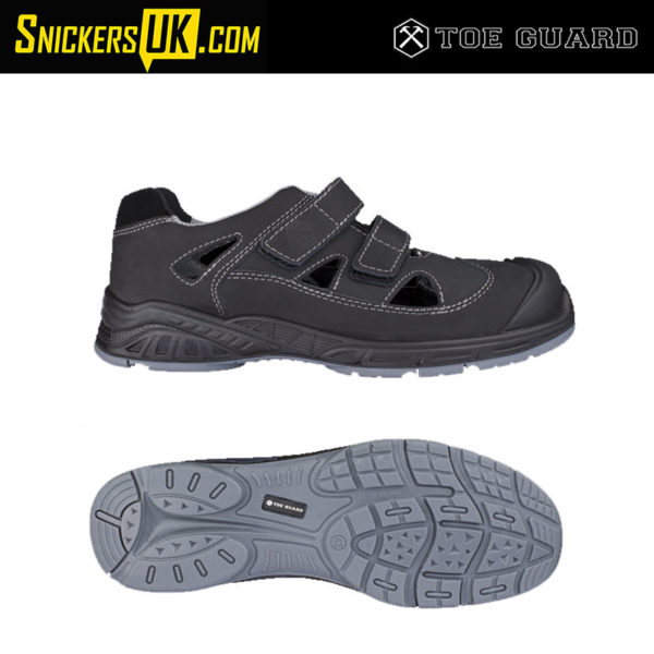 Toe Guard Rush S1P Safety Sandal - Safety Footwear