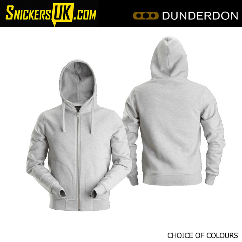 Dunderdon S18 Zipped Hoodie - Dunderdon Hoodies