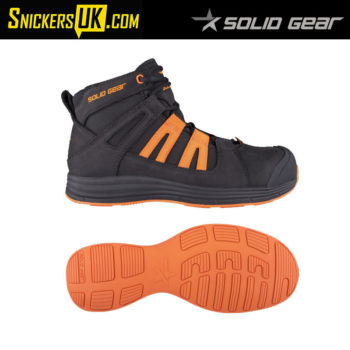 Solid Gear Sentry Mid Safety Boot - Safety Footwear