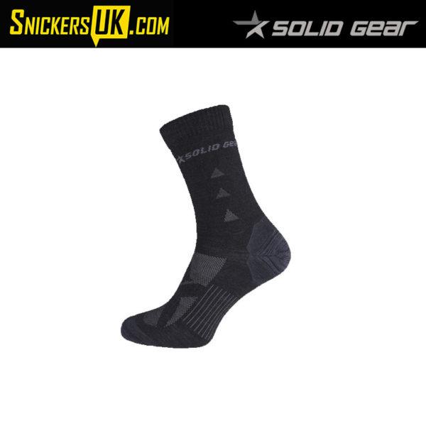 Solid Gear Ultra Thin Wool Socks