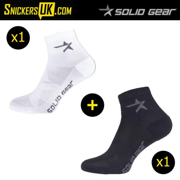 Solid Gear Performance Summer Socks
