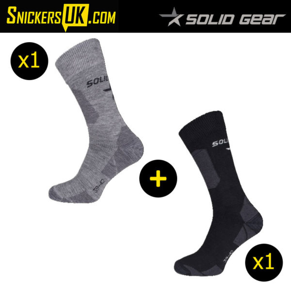 Solid Gear Performance Winter Socks