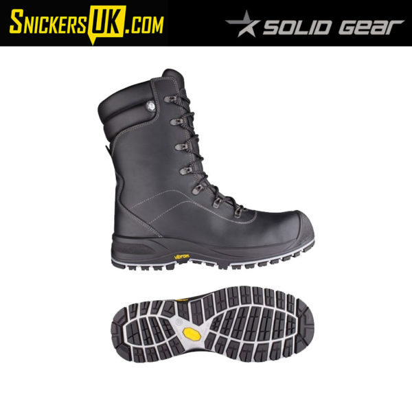 Solid Gear Sparta Safety Boot - Safety Footwear