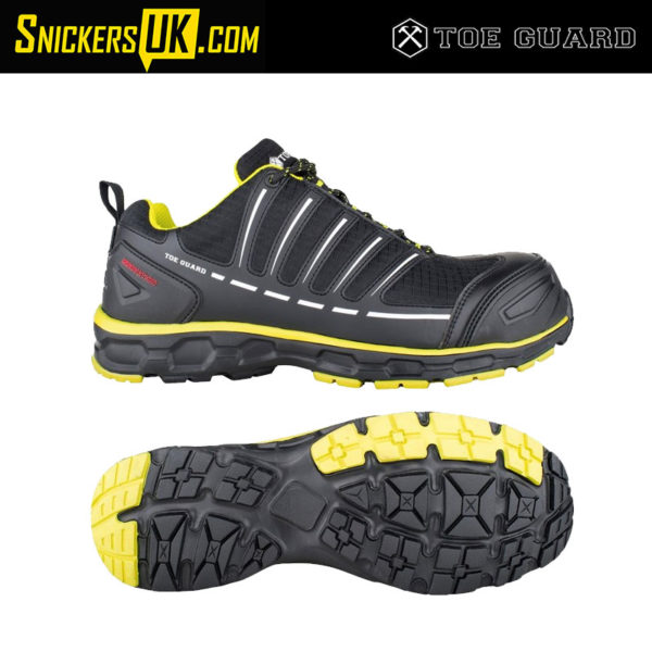 Toe Guard Sprinter Safety Trainer - Safety Footwear