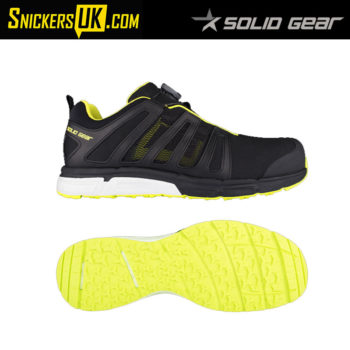Solid Gear Vent Plasma Safety Trainer - Safety Footwear