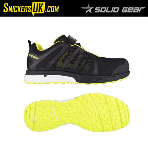 Solid Gear Vent Plasma Safety Trainer - Safety Footwear