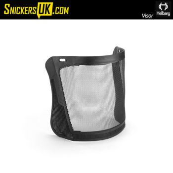 Hellberg Safe Steel Mesh Visor