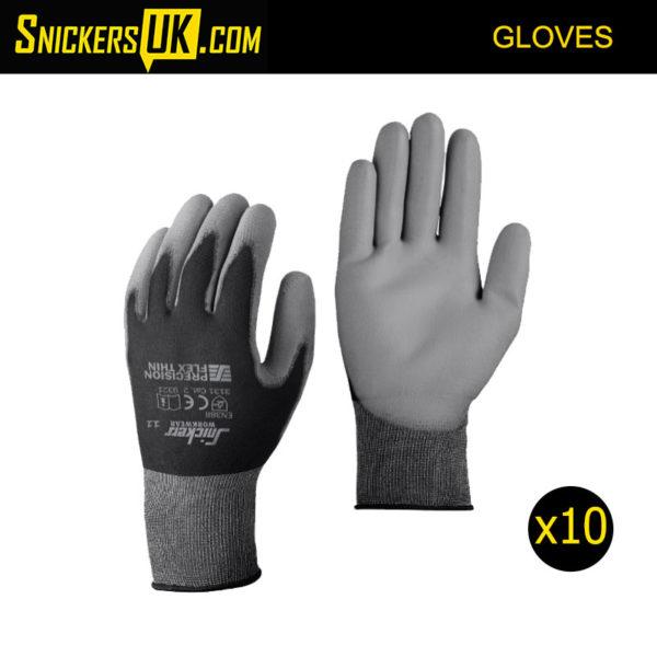 Snickers 9321 Precision Light Flex Gloves