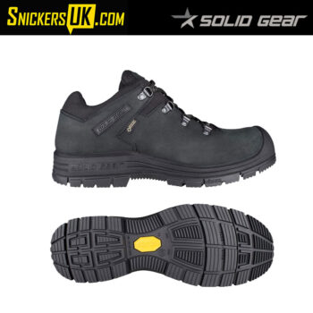 Solid Gear Alpha Safety Trainer - Safety Footwear