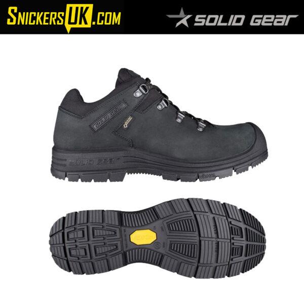 Solid Gear Alpha Safety Trainer - Safety Footwear