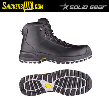 Solid Gear Apollo Safety Boot - Safety Footwear