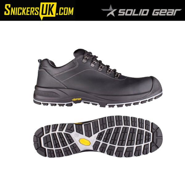 Solid Gear Atlas S3 Safety Trainer - Safety Footwear