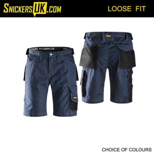 Snickers 3123 Rip Stop Non-Holster Pocket Shorts - Snickers Shorts