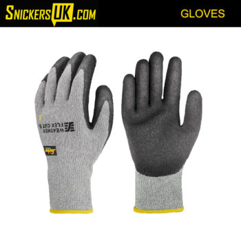 Snickers 9317 Weather Flex Cut 5 Gloves