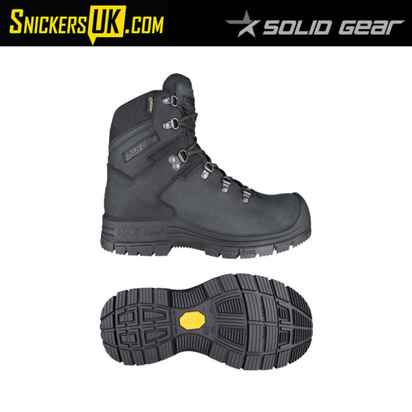 Solid Gear Bravo GTX Safety Boot - Safety Footwear