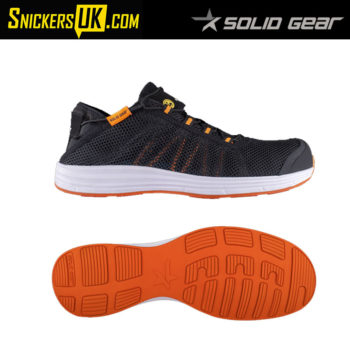 Solid Gear Cloud 2.0 Safety Trainer - Safety Footwear