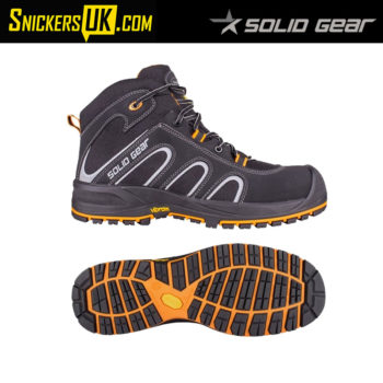 Solid Gear Falcon Safety Boot - Safety Footwear