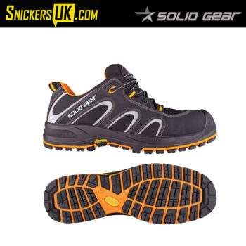Solid Gear Griffin Safety Trainer - Safety Footwear