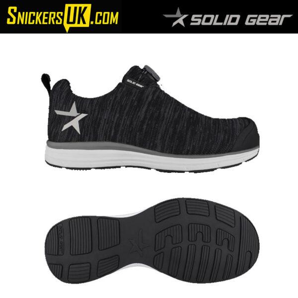 Solid Gear Haze Safety Trainer - Safety Footwear