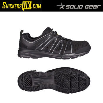 Solid Gear Helium 2.0 Safety Trainer - Safety Footwear