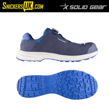 Solid Gear Ocean Safety Trainer - Safety Footwear