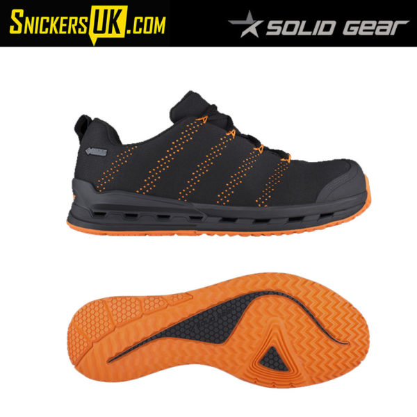 Solid Gear One GTX Safety Trainer - Safety Footwear