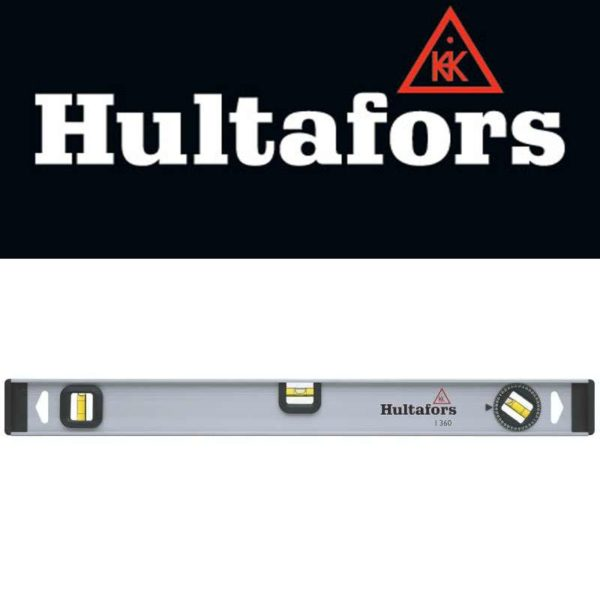 Hultafors Inclinometer Spirit Level I 360 - Hultafors Tools