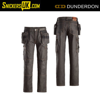 Dunderdon P15 Carpenter Holster Pocket Trousers - Dunderdon Work Trousers