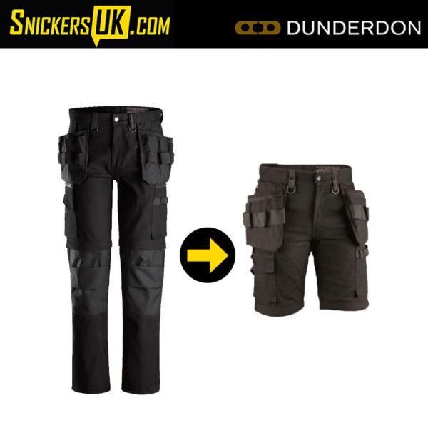 Dunderdon P7 Canvas Trousers