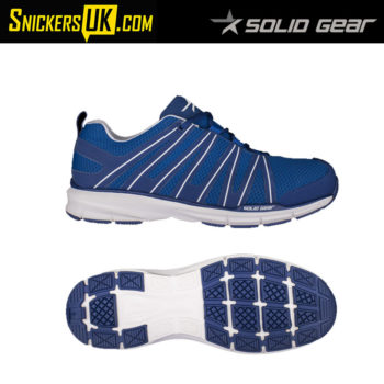 Solid Gear Pacific Safety Trainer - Safety Footwear
