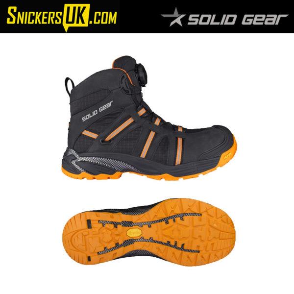 Solid Gear Phoenix GTX Safety Boot - Safety Footwear