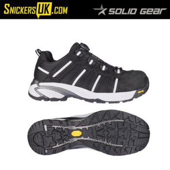 Solid Gear Vapor Safety Trainer - Safety Footwear