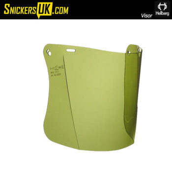 Hellberg Safe Polycarbonate Shade 2 Visor
