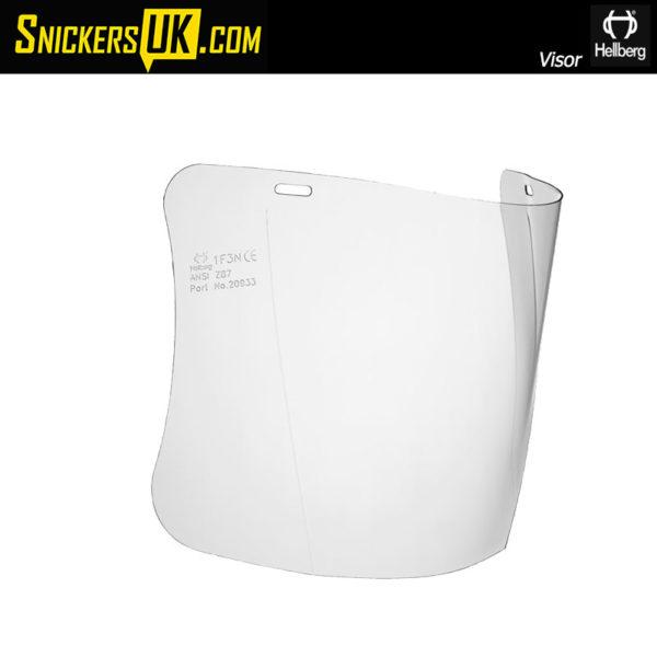 Hellberg Safe Acetate Anti Fog Visor