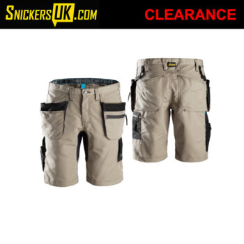 Snickers 6101 LiteWork Shorts