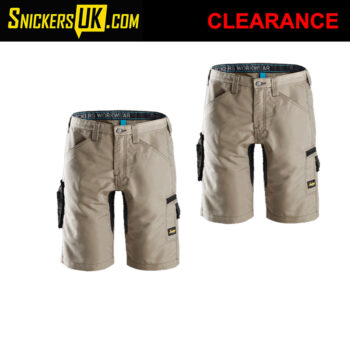 Snickers 6102 LiteWork Shorts