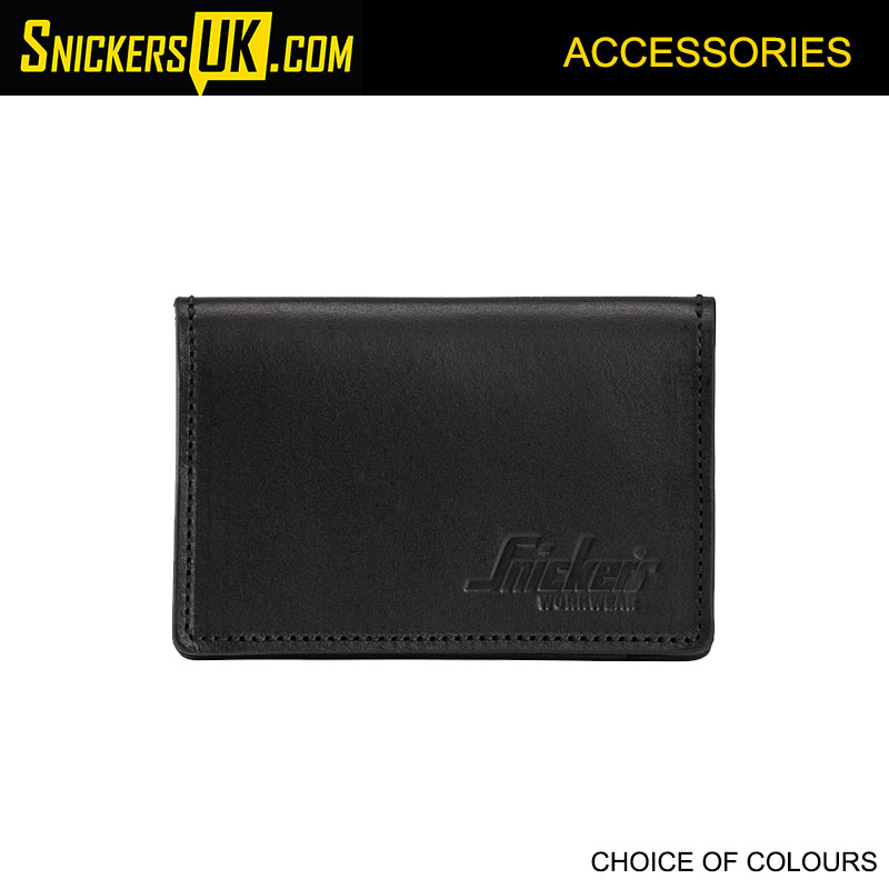 Snickers 9754 Leather Card Holder