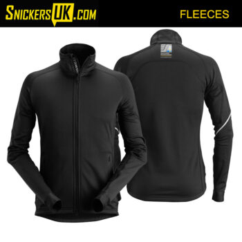 Snickers 8003 FlexiWork, Polartech® 2.0 Stretch Full Zip Fleece Jacket