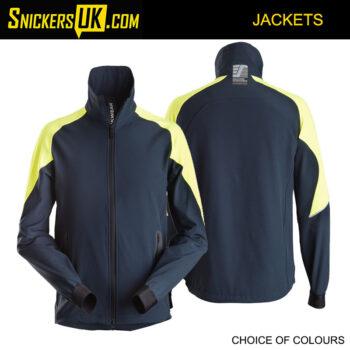 Snickers 8028 FlexiWork Neon Jacket