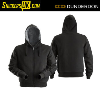 Dunderdon S18 Pile Zipped Hoodie