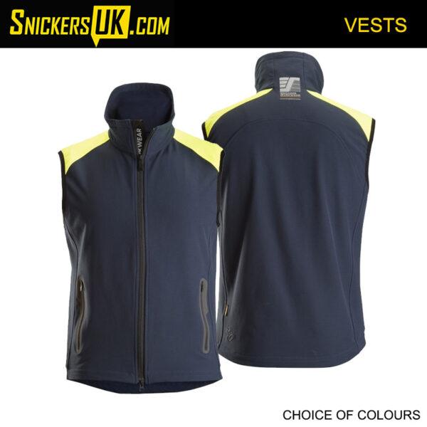 Snickers 8029 FlexiWork Neon Vest