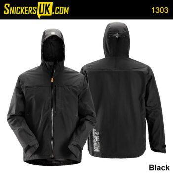 Snickers 1303 AllRoundWork Waterproof Shell Jacket