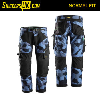 Snickers 6903 FlexiWork Non Holster Pocket Trousers