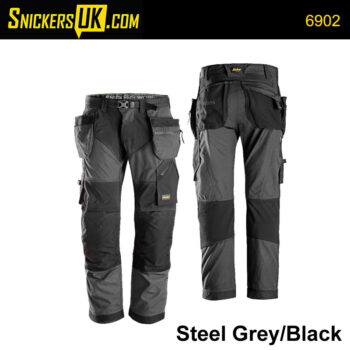 Snickers 6902 Flexiwork Holster Pocket Trousers