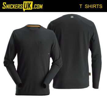 Snickers 2498 AllroundWork 37.5® Long Sleeve T-shirt