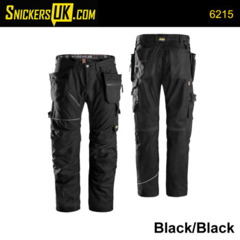 Snickers 6215 RuffWork Cotton Holster Pocket Trousers